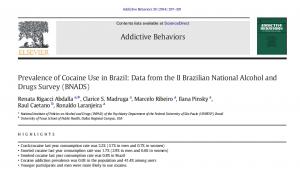 Cocaina Addictive Behaviors